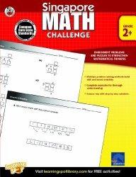 Singapore Challenge Math