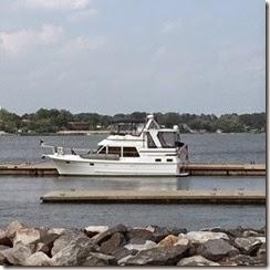 Yorktown dock