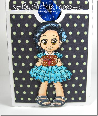 Zuri Artsy Craftsy -  Beatriz - Gift card box with pocket easel card - Ruthie Lopez 5