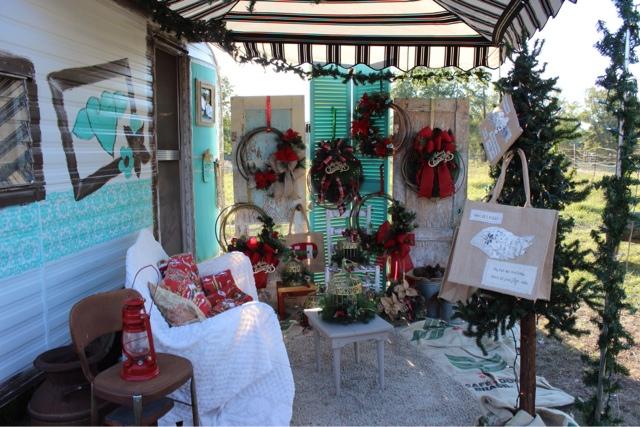 Gypsy FarmGirl Hand Made Christmas items