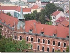 Wawel, Kathedrale, Abschiedsessen in Krakau 012