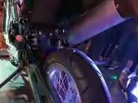 Modifikasi Sepeda Motor Yang merugikan Pengendara Lain