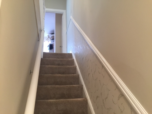 Decorating An Hall Landing Stairs With A Difference Diy