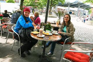 Slučajno obiteljsko okupljanje u Kielu