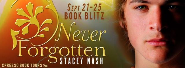 Book Blitz: Forgotten by Stacey Nash