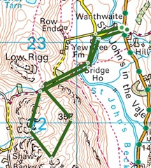 high rigg route
