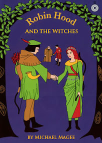Cover of Michael Magee's Book Robin Hood And The Witches