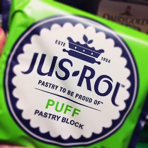 Jus Rol Puff Pastry Block Jus Rol Puff Pastry Block