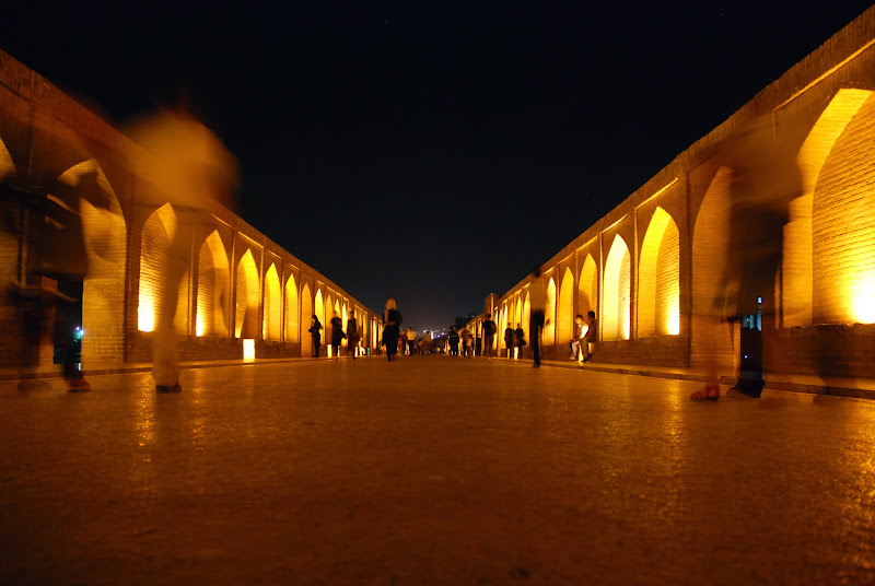 Most 33 Łuków Isfahan