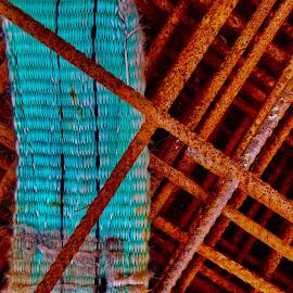 Release me by Eirin Hansen - Abstract Patterns