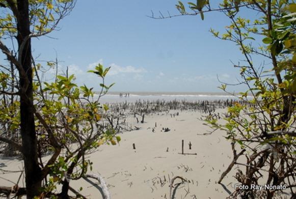 Praia do Crispim - Marapanim, foto: Ray Nonato su Flikr
