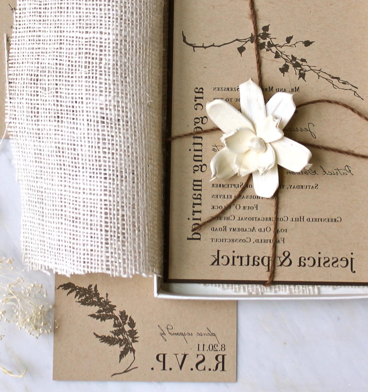 Ivory Romance - Rustic, Chic,