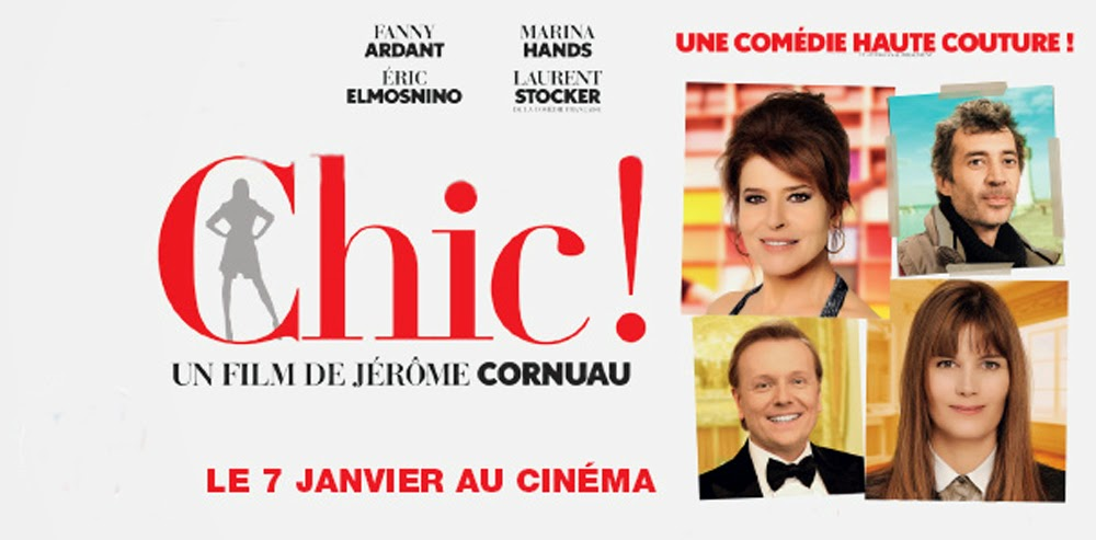 Chic! Wallpaper