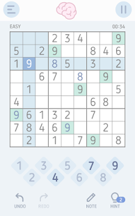 Brain Sudoku: Puzzle for pc