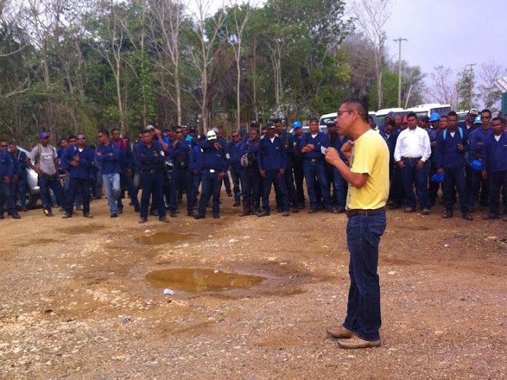 USO SUO rechaza que el campo Cupiagua quede por fuera de Ecopetrol
