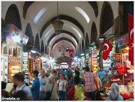 Гранд Базар, Стамбул, Турция.