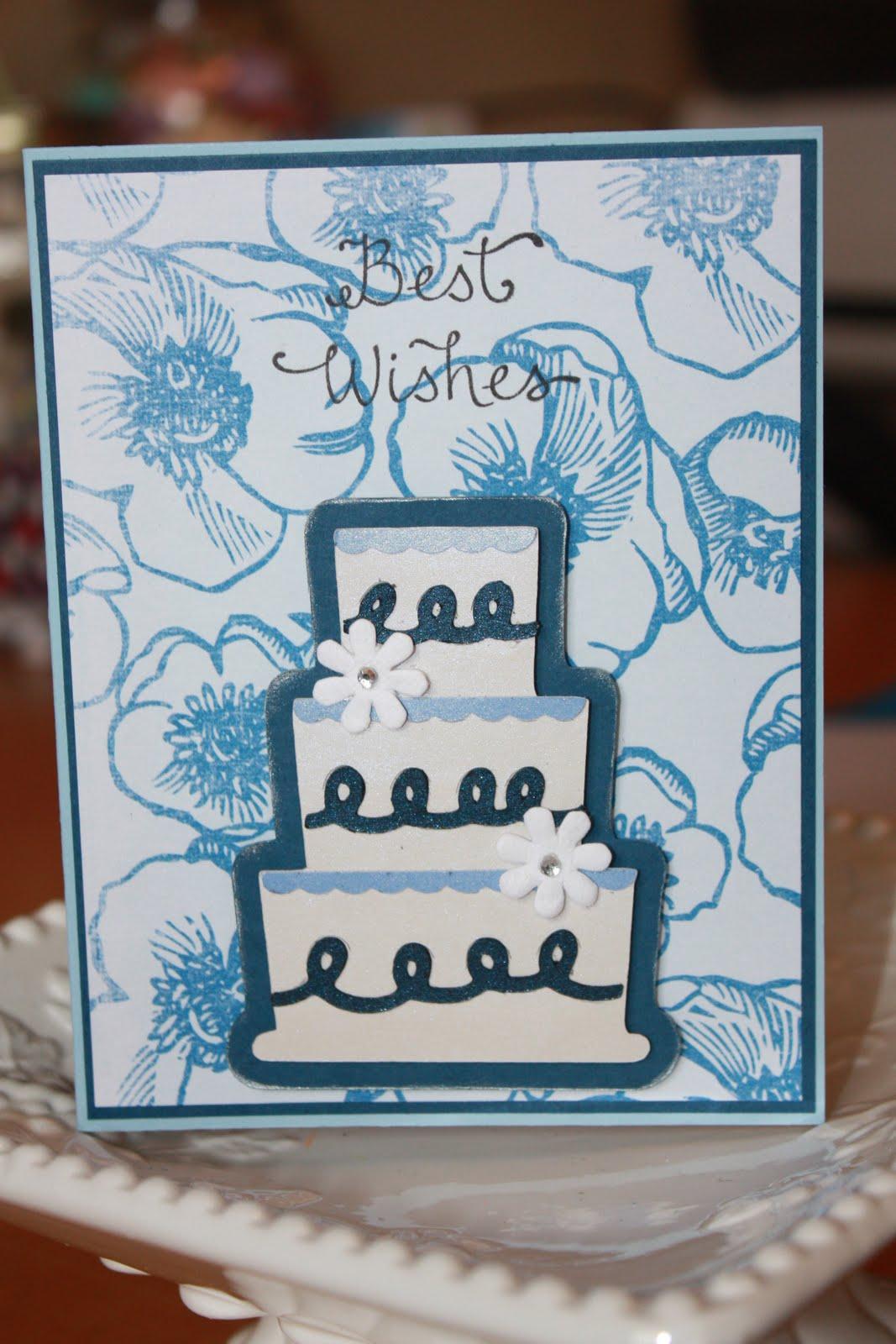 Wedding Card & Bee Happy Card