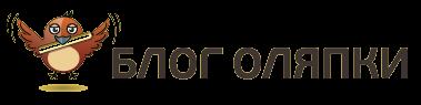 Блог Оляпки Logo