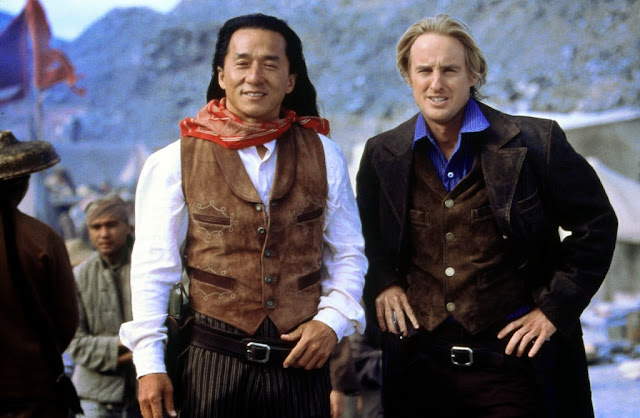 Shanghai Dawn : Jackie Chan And Owe Wilson To Team Up One More Time!