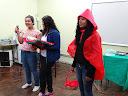 Projeto Leitura Solidária realiza apresentação na Escola