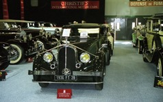 2002.02.16-150.01 Voisin C28 Saloon Chancellerie 1936 chez Christies