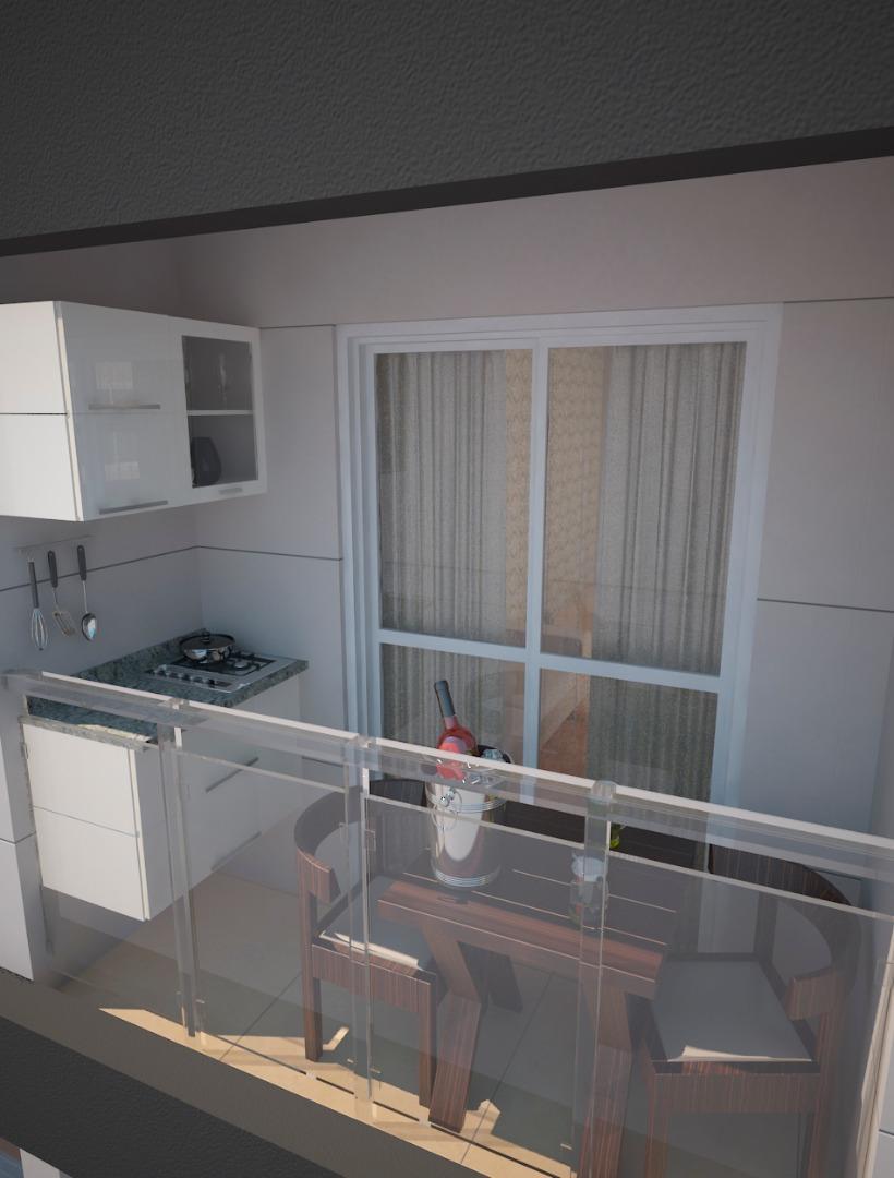 Apto 2 Dorm, Cidade Nova Bonsucesso, Guarulhos (AP2890) - Foto 4