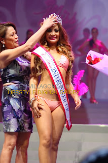 Rosemary Turner 2nd Runner-up Miss Bikini Philippines 2013