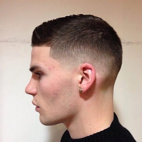 Graceful Hair Makeover Fade Haircut