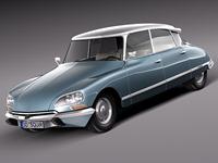 Citroen 1967 DS