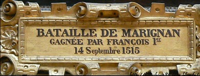 bataille de Marignan