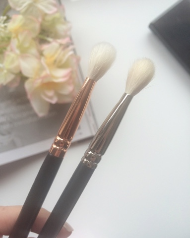MAC 217, MAC 217 dupe, affordable MAC 217 dupe, Zoeva 227 review, Zoeva brushes, MAC brushes, beauty blogger, scottish blogger,