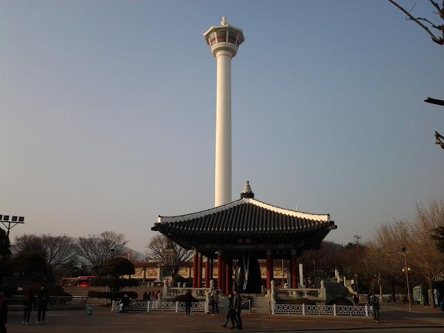 Yangdusan Park, Busan