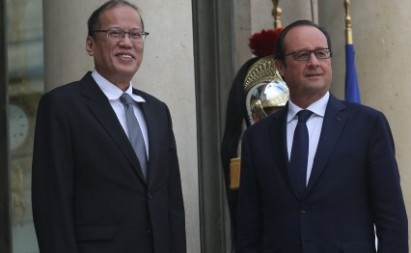 Image of President Aquino to Visit France this Month
