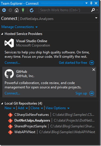 githu-tools-for-visual-studio