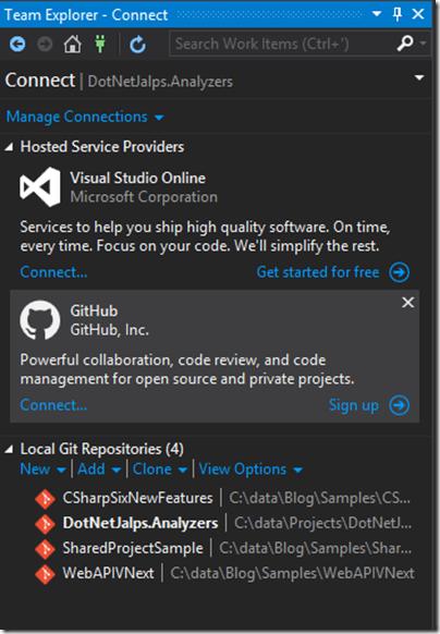githu-tools-for-visual-studio