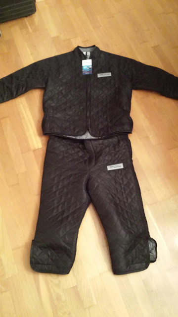 Thermotic float underwear