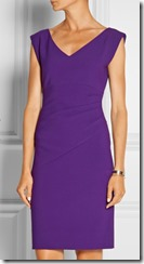 Diane von Furstenberg stretch crepe dress