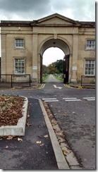COPY We have asked transport planners to improve access from Arch to central island at Cemetery Junction