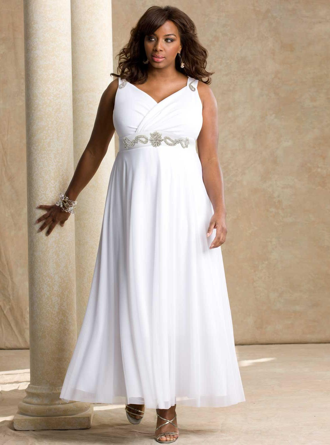 Plus Size Wedding Dresses  5