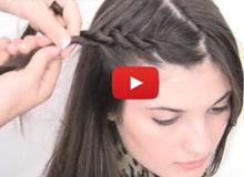 Peinados Juveniles Faciles Y Rapidos