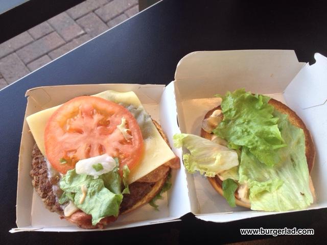 McDonald's Bacon Clubhouse UK