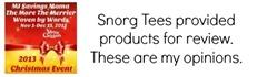 SnorgTees Disclosure