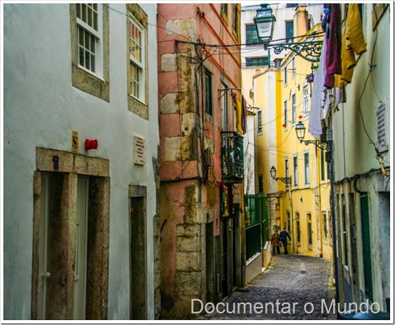 Rua do Capelão; Mouraria