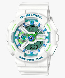 Casio G Shock : GA-110WG