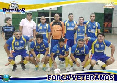III COPA DE PELADEIROS  - FORÇA VETERANOS
