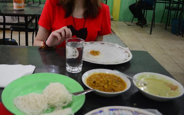 Местная кухня, Шри Ланка