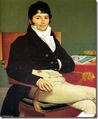 Jean Auguste Dominique Ingres - Monsieur Rivière