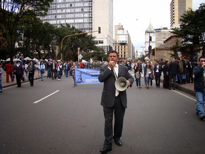 Colombia, sindicalismo: Asonal judicial plantea la posible salida de la CUT