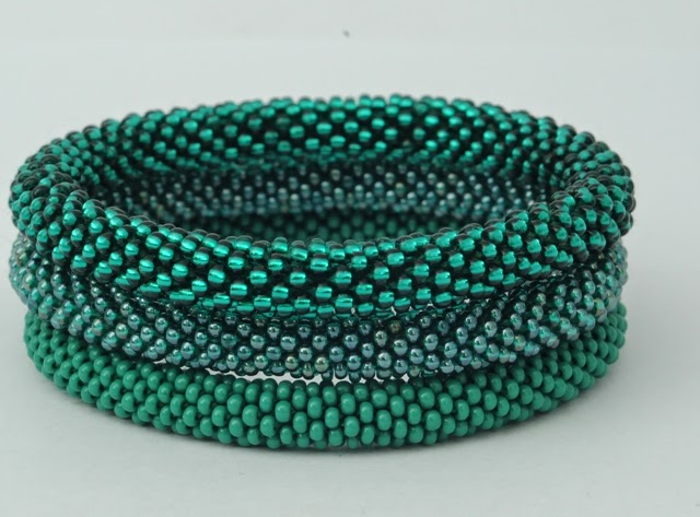 assorted solid green blue