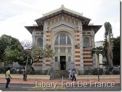 039 Library, Fort De France